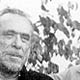 Photo of Charles Bukowski with Barbara Martin and her husband